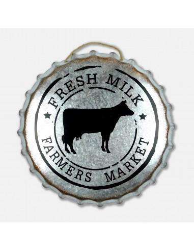 "14"" Fresh Milk Farmers Market..."