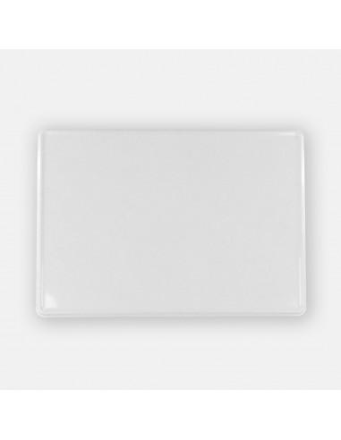 """13.5"""" X 9.5"""" X .024"""" White Aluminum..."""