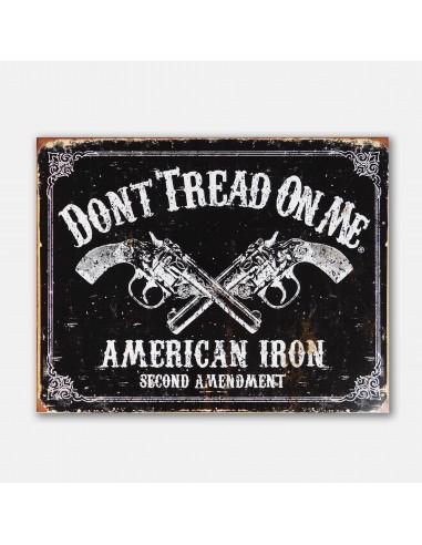 "16"" Don't Tread On Me American Iron..."