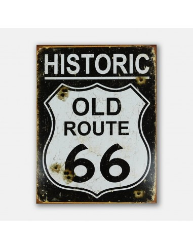 """16"""" Historic Weathered Old Route 66..."""