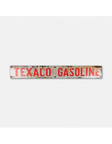 "36"" X 5"" Texaco Gasoline Hard..."